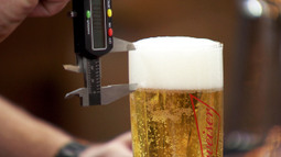 The Perfect Draft Beer Pour
