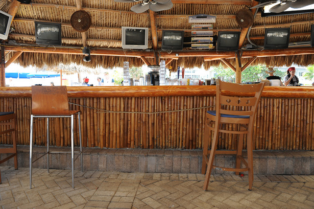 Bamboo Beach Tiki Bar: Before & After
