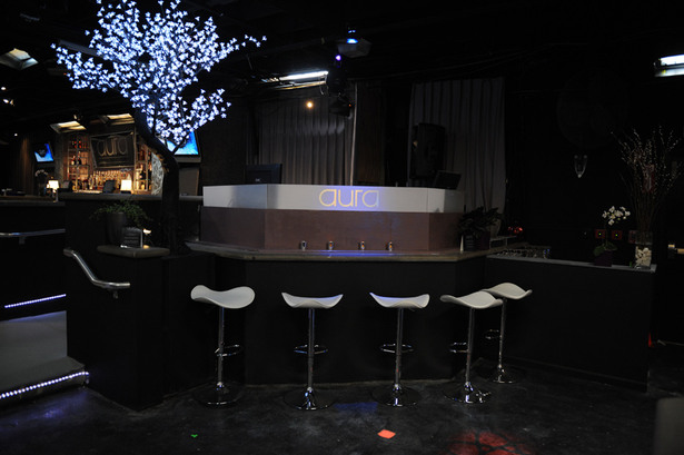 Mystique Lounge: Before & After