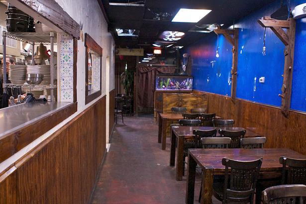Piratz Tavern: Before & After