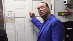 Bedroom Door On Walk-In Refrigerator?