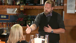 Master Mixologist Shawn Ford Trains The Bar Staff