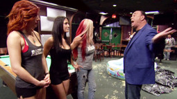 Taffer Shuts Down The Wrestling Pit