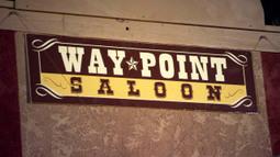 Way Point Saloon: Old West Style In SoCal