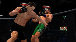 Bellator MMA Onslaught 8/21 Patch