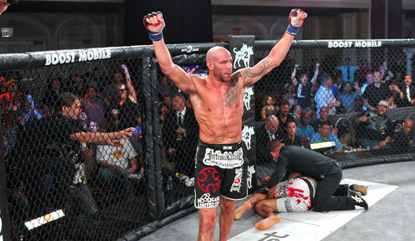 Bellator Season 5 so Far article photo