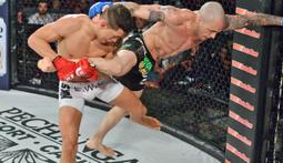 Mike Richman vs. Eduardo Dantas
