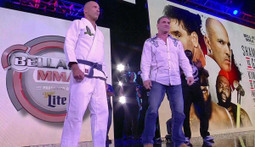 Shamrock vs. Gracie Announcement
