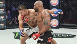 Rampage Jackson vs. Satoshi Ishii