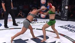 Bruna Vargas vs. Emily Ducote