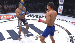 Mario Navarro vs. Chinzo Machida