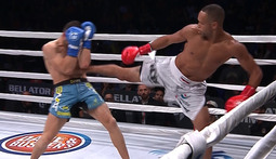 Raymond Daniels vs. Stefano Bruno