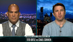 The Debate: Ortiz vs. Sonnen