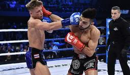 Giorgio Petrosyan vs. Jordan Watson