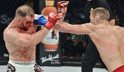 Brandon Halsey vs. John Salter