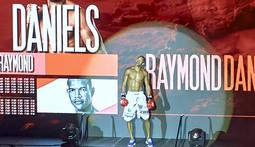 Raymond Daniels vs. Zsolt Benedek