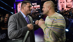Fedor Emelianenko Comes To Bellator