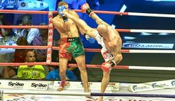 Alexandru Negrea vs. Ali El Ameri
