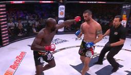Cheick Kongo vs. Vinicius Spartan