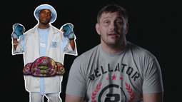 5 Rounds w/ Matt Mitrione