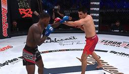 Demarcus Brown vs. Alex Soto