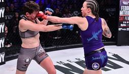 Jessica Middleton vs. Alice Yauger