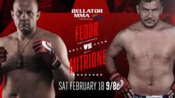 Bellator 172: The Return of Fedor