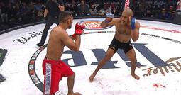 Nikko Jackson vs Cesar Gonzalez