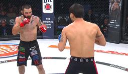 Treston Thomison vs. Emmanuel Rivera