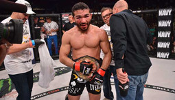 Bellator MMA Stacks Early 2015 With Title Fights