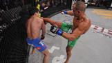 Eddie Alvarez Knocks Out Patricky Pitbull With The Head Kick - Bellator 76 Moment