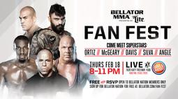 Wanderlei Silva to join Bellator Fan Fest in Houston on Feb. 18