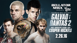 Middleweight bout Completes 'Bellator 150' Main Card