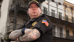SPIKE Goes Bounty Hunting With 'Big Easy Justice' On April 10