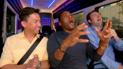 Anthony Anderson Joins The Caraoke Fun And Plays 'Hot Mic'