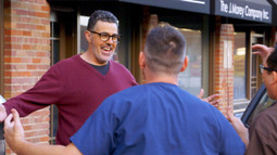 Adam Carolla Gets Picked Up by 3 Nurses