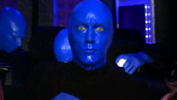 Why So Blue, Man?