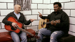 'The Spot with Craig Carton': Chatting With Craig Robinson At School of Rock New York!