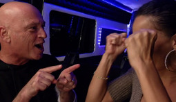 Howie Mandel Belts Out 'I Kissed A Girl' With Caraoke Passengers