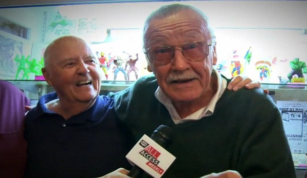 Stan Lee, Shannon Elizabeth and Must-Have Apps
