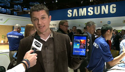 Dr Pepper TEN - CES Gadget Of The Day: Samsung Galaxy Tab 7.7
