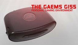 The Gaems Inc. G155 Makes Your XBox Portable, Your Spell Check Cry