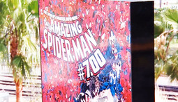 Take A Look At New Spider-Man Cover