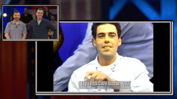 Jimmy Kimmel Watches Adam's First Show From 1993