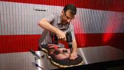 Jimmy Kimmel Wins The 'Screw Adam' Challenge