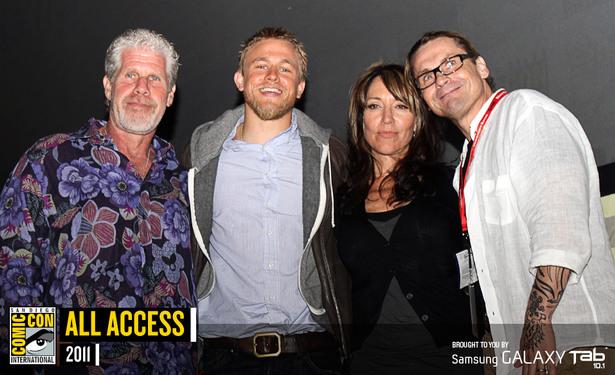 Comic-Con 2011: Samsung Photo Gallery