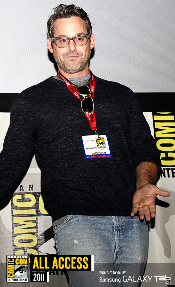 Comic-Con 2011: Samsung Photo Gallery
