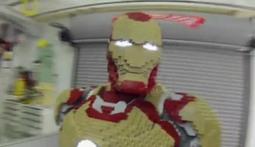 The Making Of LEGO Marvel Iron Man