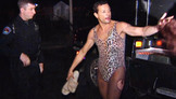Man In Leopard-Print Lingerie Gets Robbed: Part 2