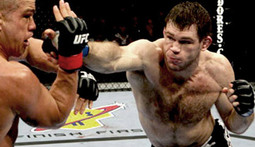 Forrest Griffin Sets His Sight on Rio